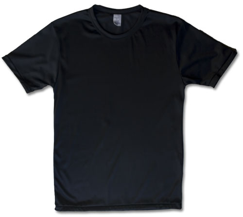 Men's Nylon Tricot T-Shirt