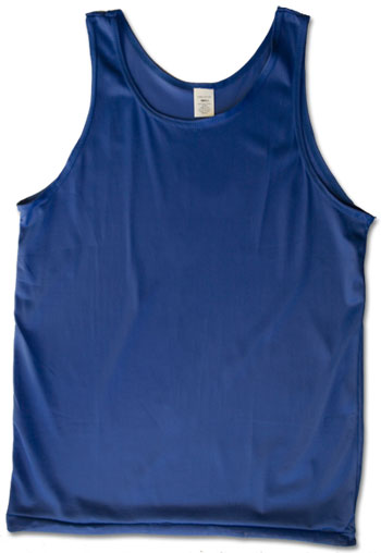 Men's Nylon Tricot A-Shirt/Tank Top