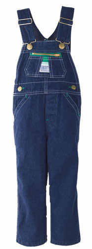 Liberty Brand Bib Youth & Boy's Denim Overalls