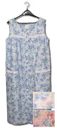MuMu, housecoats, womens dusters, nursing gowns and womens robes